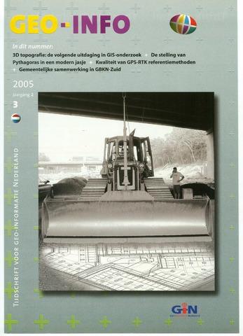 Geo-Info 2005-03-01