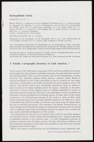 Kartografie 1967-04-01