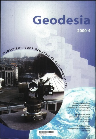(NGT) Geodesia 2000-04-01
