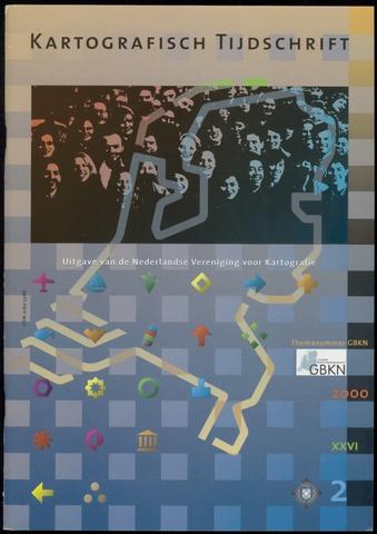 Kartografisch Tijdschrift 2000-04-01