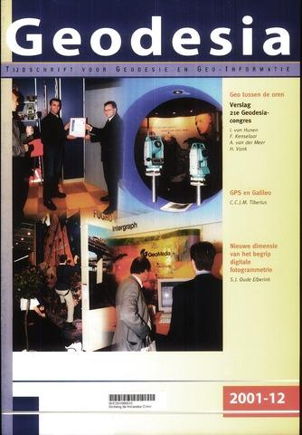 (NGT) Geodesia 2001-12-01