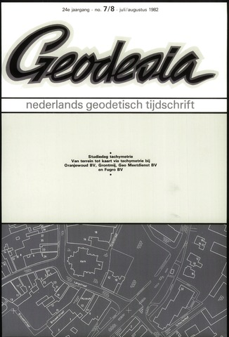 (NGT) Geodesia 1982-07-01