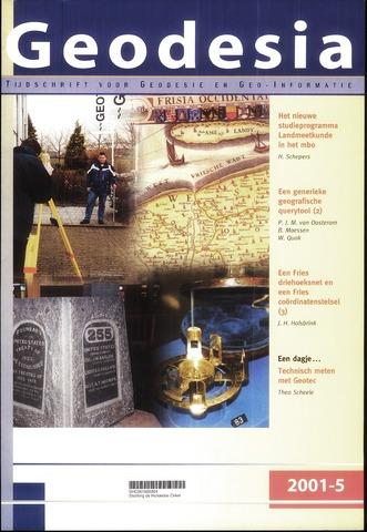 (NGT) Geodesia 2001-05-01