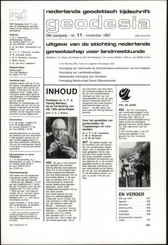 (NGT) Geodesia 1987-11-01