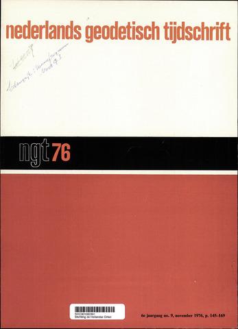 Nederlands Geodetisch Tijdschrift (NGT) 1976-11-01