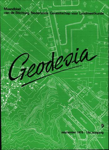 (NGT) Geodesia 1976-09-01