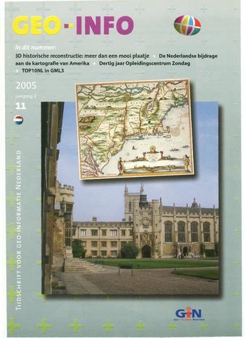 Geo-Info 2005-11-01
