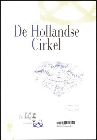 De Hollandse Cirkel (DHC) 2003-10-01