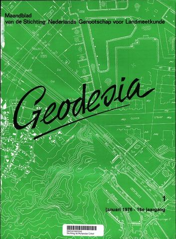 (NGT) Geodesia 1976-01-01
