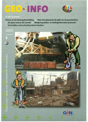 Geo-Info 2005-05-01