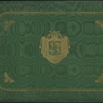 Livre d'art de la reine Hortense