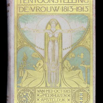 Catalogus van de tentoonstelling 'De vrouw 1813-1913' : 'Meerhuizen', Amsteldijk