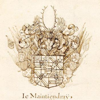 Lofdicht op prins Maurits, 1621
