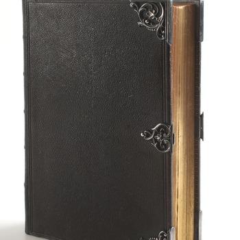 Belijdenisbijbel van koningin Wilhelmina