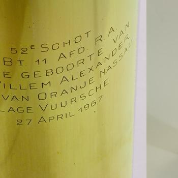 Patroonhuls van Willem-Alexander