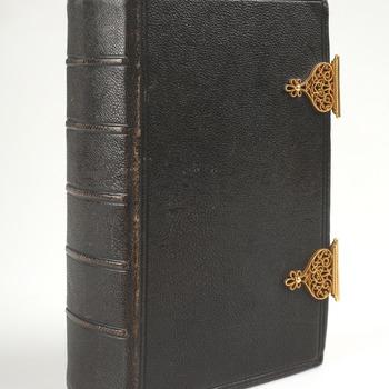 Gezangboek van koningin Wilhelmina