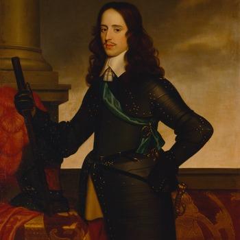 Portret van Willem II