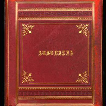 Stadsgezichten en landschappen in Noord- en Zuid-Australië, Tasmanië en New South Wales, circa 1870-1878