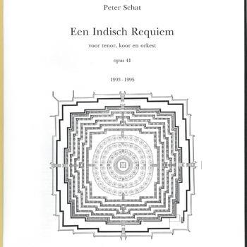 Een Indisch requiem voor tenor, koor en orkest, opus 41