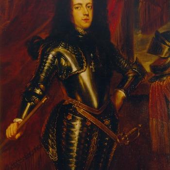 Portret van Hendrik Casimir II