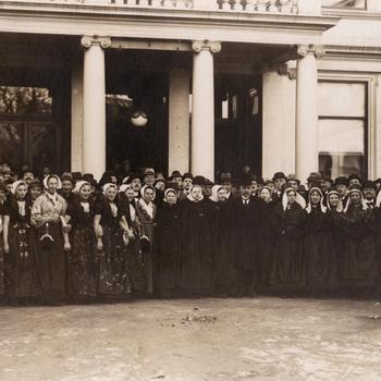 Voor de eenheid van Nederland, 7 februari 1919