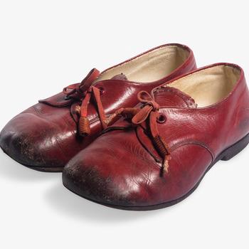 Kinderschoenen van Beatrix