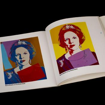 Andy Warhol : reigning queens