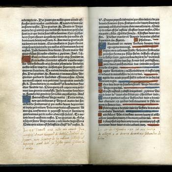 Getijdenboek van de familie De Coligny