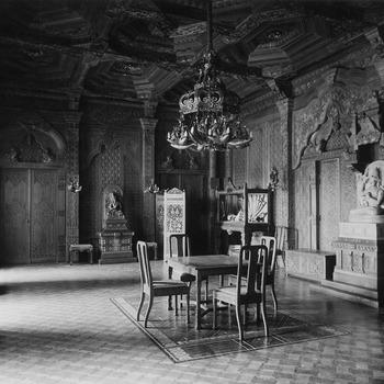 Indische Zaal in Paleis Noordeinde, 1923