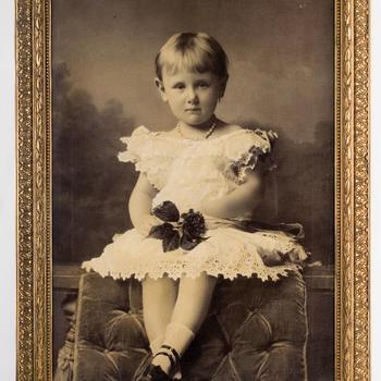 Prinses Wilhelmina, 1883