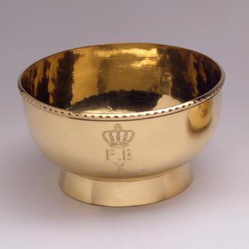 Gouden kom uit Surakarta