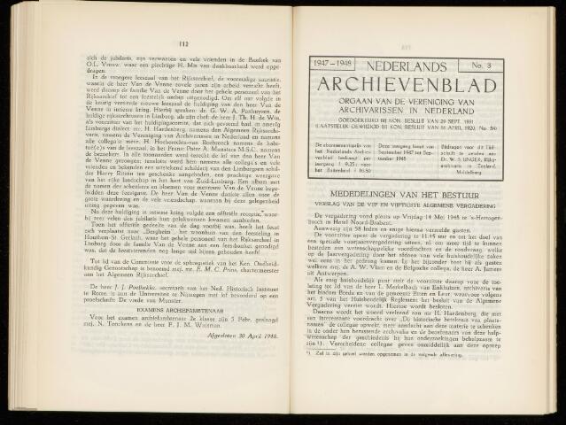 Nederlandsch Archievenblad 1948-09-01