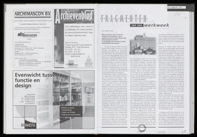 Archievenblad 2000-05-01