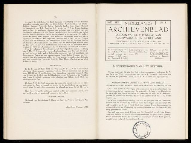 Nederlandsch Archievenblad 1951-08-01