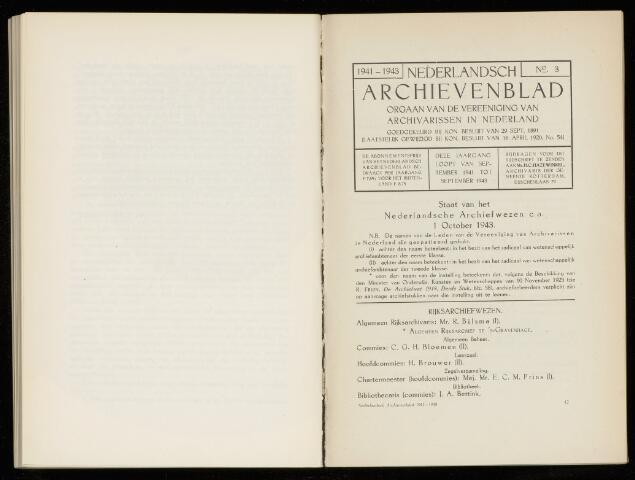 Nederlandsch Archievenblad 1943-03-01