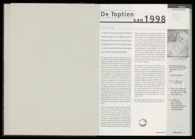 Archievenblad 1999-02-01