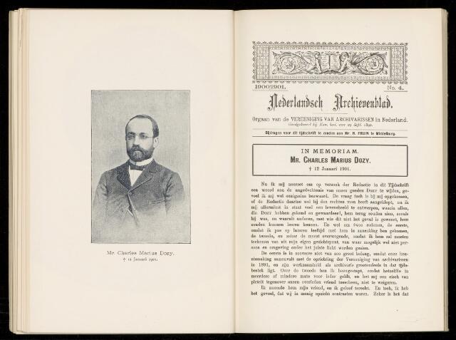 Nederlandsch Archievenblad 1900-12-01
