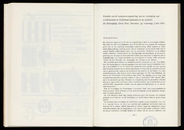 Nederlandsch Archievenblad 1965-12-01