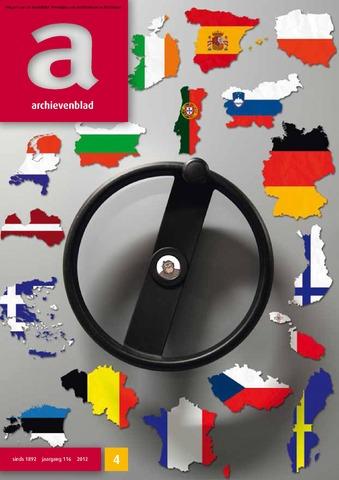 Archievenblad 2012-05-01