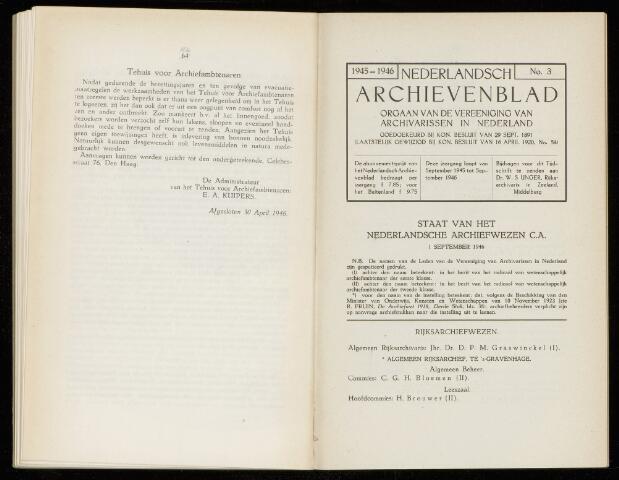Nederlandsch Archievenblad 1946-10-01