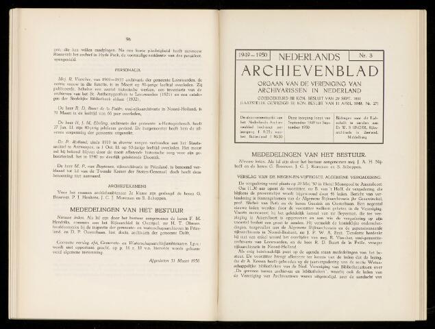 Nederlandsch Archievenblad 1950-08-01