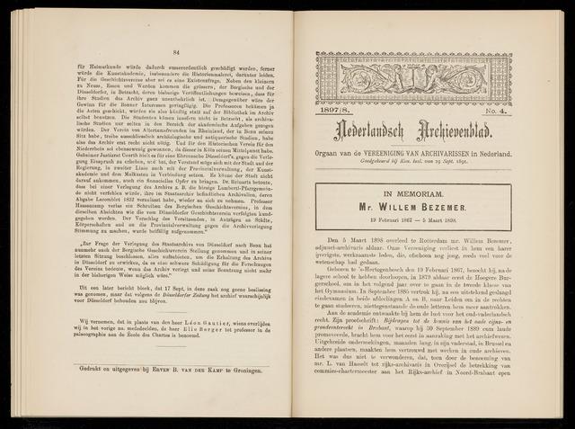 Nederlandsch Archievenblad 1898-05-15