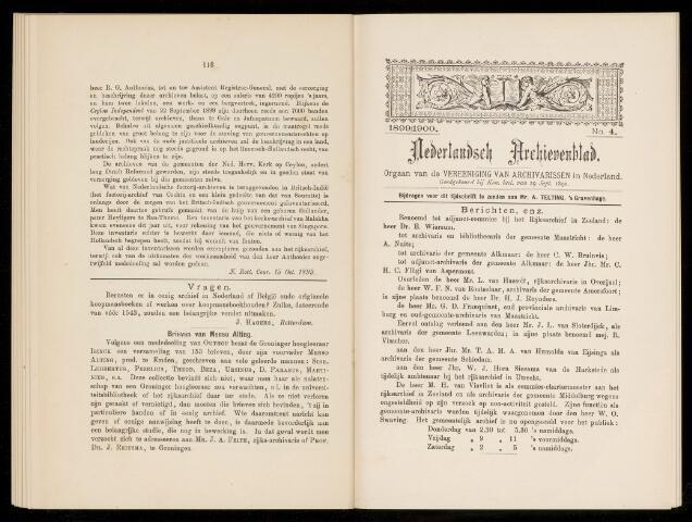 Nederlandsch Archievenblad 1899-09-04