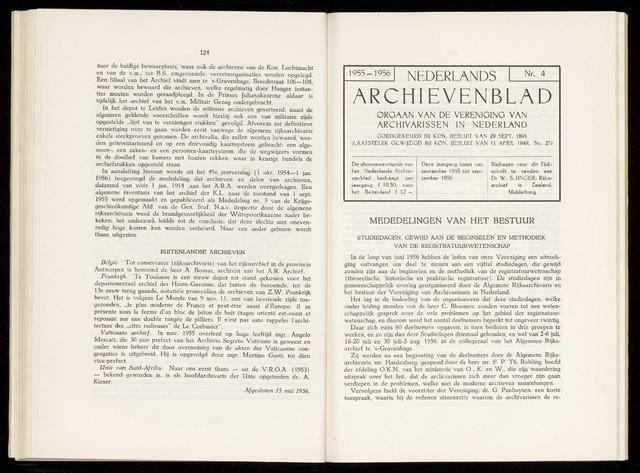 Nederlandsch Archievenblad 1956-09-01