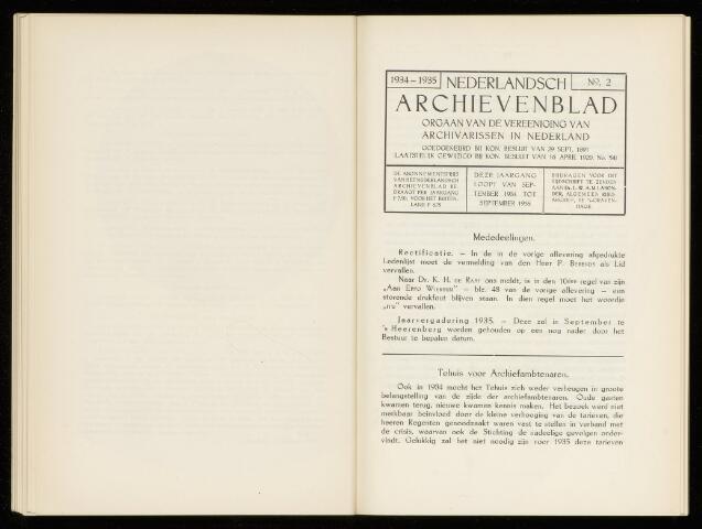 Nederlandsch Archievenblad 1935-06-01