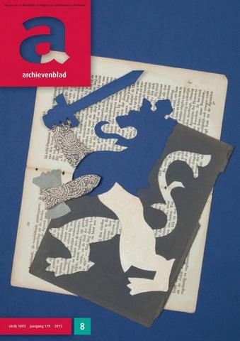 Archievenblad 2015-10-01