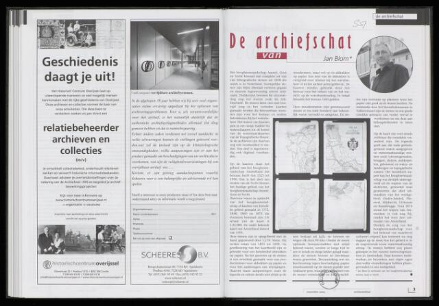 Archievenblad 2005-11-01