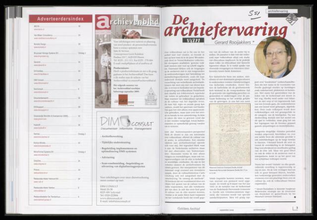 Archievenblad 2009-09-01