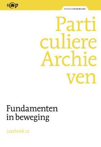 Jaarboeken Stichting Archiefpublicaties 2012-01-02