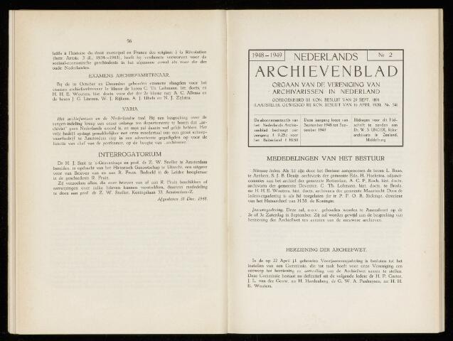 Nederlandsch Archievenblad 1949-05-01
